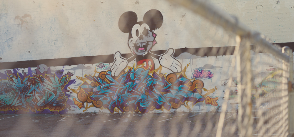 mickey mouse goser piece